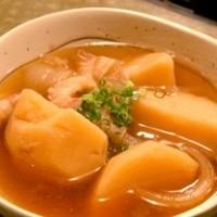 はじめ - はじめの肉じゃがはひと味違う!スープまで飲めちゃうさっぱり肉じゃがです。