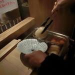 折原商店 - 2014' 1/19 おでん各種120円