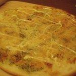 kocoroya - モッツァレラチーズとベーコンのピッツァ
