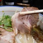 麺の坊 砦 - 2014.1