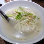 餃子家 龍 - スープ餃子(H26.1)