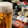ビア トレイル - メニュー写真:国内4大メーカー各種のビールがあります。エビスもあるよ!外国ビールも10種楽しめます!