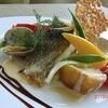 グリノア - 料理写真:鮮魚のポワレ 温野菜添え 特製ソース