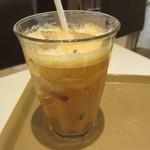 cafe Copana - アイスカフェラテ 280円
