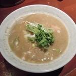 麺 匠仁坊 - お魚こってりラーメン