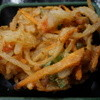 ゆで太郎 - 料理写真:380えん『かき揚げそば』2014.1