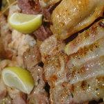 いざかや やま - 料理写真:美味しそう♪焼鳥盛り合せ!!