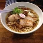 素和可 - 料理写真:特製中華そば(醤油)