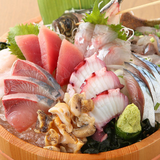 ☆産直鮮魚メニュー☆