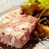 イルンゴ - 料理写真:香り豊かで素朴な味ワインの『パテ・ド・カンパーニュ』