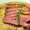 アモンダン - 料理写真:仏産鴨胸肉のロティ ポンム・ブーランジェリー風(ジャガイモとたまねぎ、ブイヨンのオーブン焼き)