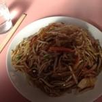 中華飯店 錦華園 - あんかけ焼きそば