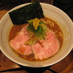 麺と心 7 - 濃厚煮干白湯