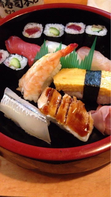 清寿司 総本店
