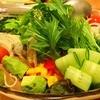 和楽 - 料理写真:【2014年1月 再訪問】サラダ