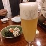 日本橋 本陣房 - ビール白穂乃香