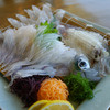いか本家 いそ浜別館 - 料理写真:いか活造り定食 ¥2,625