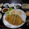 城木屋 - 料理写真:アグー味噌カツ定食980円