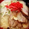 らーめん まるや - 料理写真:とんこつラーメン550円