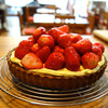 cafeZ - 料理写真:初春のいちごのタルト