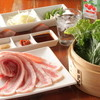 美食鍋ダイニング 橘 - 料理写真:女性に大人気のサムギョプサル!