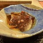 第三春美鮨 - まずは海鼠の酢の物から