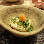 第三春美鮨 - 寒鮃の肝 ぽん酢 絶品