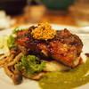Bacchi - 料理写真:ステーキ、ロースト、炭焼きと松阪牛&松阪豚を調理!