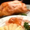 錦三酔楼 - 料理写真:リピーター続出の「北京ダック」☆皮はパリッとお肉はジューシー☆1羽丸々ご注文の場合は、要予約にてお願い致します♪