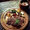MOSS Dining Bar - 料理写真:【Meet】瞬間スモークプレート