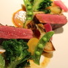 ルタン - 料理写真:【鴨のロティ ハチミツと5種の胡椒風味】