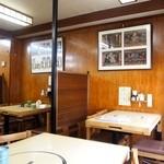川福 - 2F テーブル席
