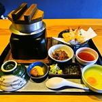 和風レストラン はっかく亭 - ぞうすい膳 1,050円