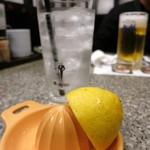 秀吉 - 生レモンサワー