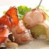 フレンチレストラン 蔦の葉 - 料理写真:オマールエビのオードブル。