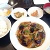 和唐 - 料理写真:麻婆茄子定食¥600