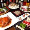 鳥健 - 料理写真:人気の宴会コースはボリューム満点◎系列店そばはなで打たれたそばorうどんとデザートが付きます!!