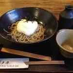 そば処 喜多原 - 大和芋とろろ蕎麦