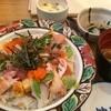 すし 波奈 - 料理写真:日替わり丼