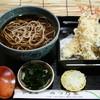 みつ乃家 - 料理写真:<上>天ぷら盛り合わせそば