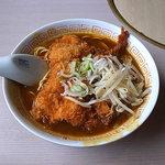 瑞鳳 - カレーパーコー麺