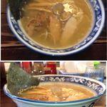 よこじ - 三河ゴールト。麺屋 よこじ(愛知県豊田市)食彩賓館撮影