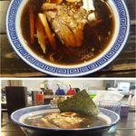 よこじ - 三河ブラック。麺屋 よこじ(愛知県豊田市)食彩賓館撮影