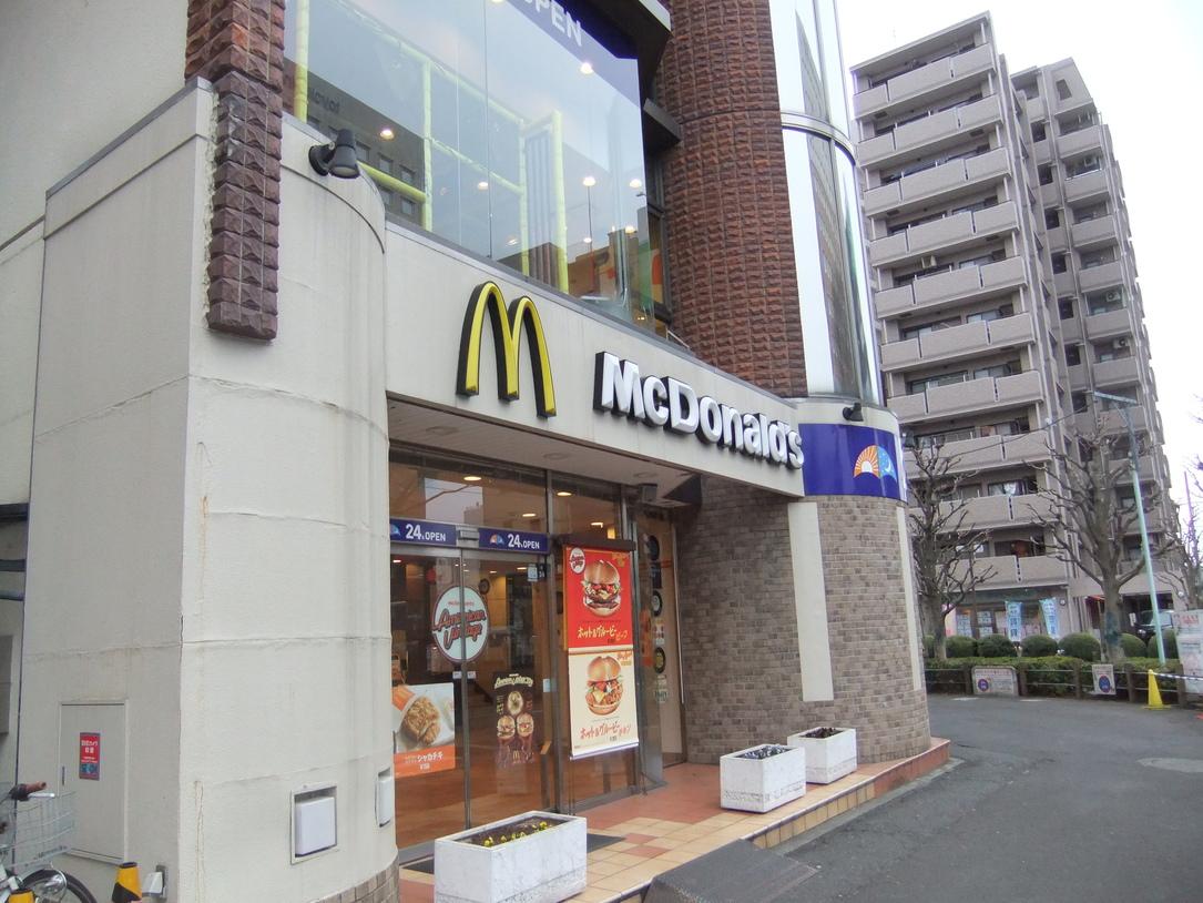 マクドナルド 福生店