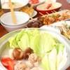 トリノトリコ - 料理写真:ベジポタスープの水炊き