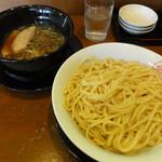 中村商店 - あっさり醤油つけ麺