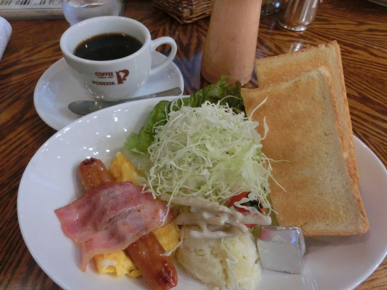 ポデスタコーヒー 本店