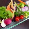 カポラヴォーロ - 料理写真:バーニャカウダ蟹味噌風味