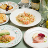 ラ・ファーロ - 料理写真:旬の味を楽しめるベーシックな『ローマコース』