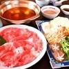 亀屋 - 料理写真:◆当店オリジナル!牛テールスープベースのしゃぶしゃぶです。「おひとり様単品5,500円」 旨みたっぷりのスープに牛肉をくぐらせることにより、 牛肉本来の旨みを逃しません。